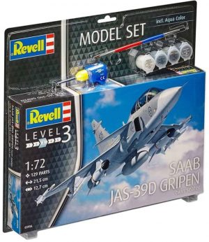 Model Set Saab JAS-39D Gripen Tw