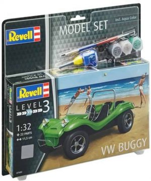Model Set VW Buggy