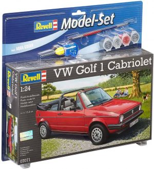 Model Set VW Golf 1 Cabrio