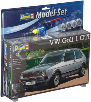 Model Set VW Golf 1 GTI