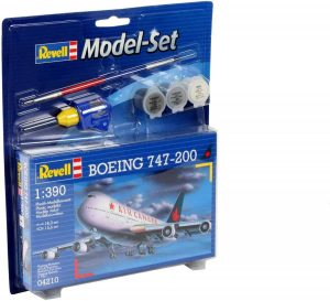 Modelset Boeing AIR CANADA 747-200