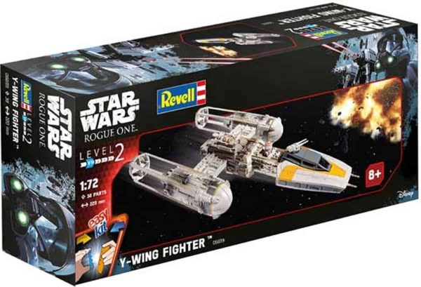 REVELL Modelbouw Y-Wing Fighter