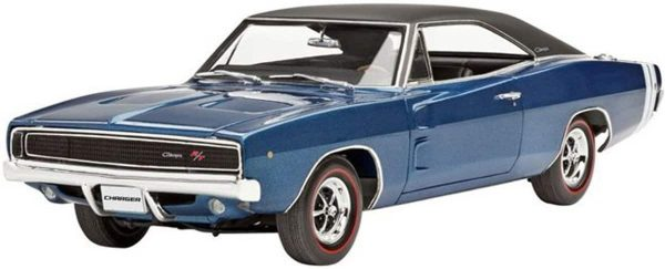 Revell 1968 Dodge Charger R/T - 07188 - Modelbouw