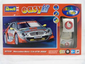 Revell Easy Kit 07119 Mercedes-Benz clk-dtm 2002 -1:32