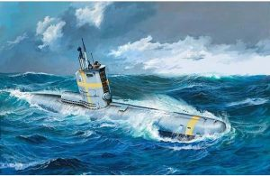 Revell German Submarine Type XXIII