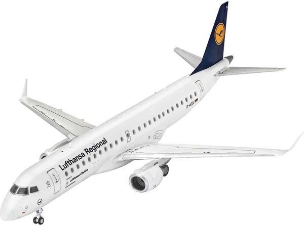 Revell Model Set - Embraer 190 Lufthansa