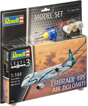 Revell Model Set Embraer ERJ 195