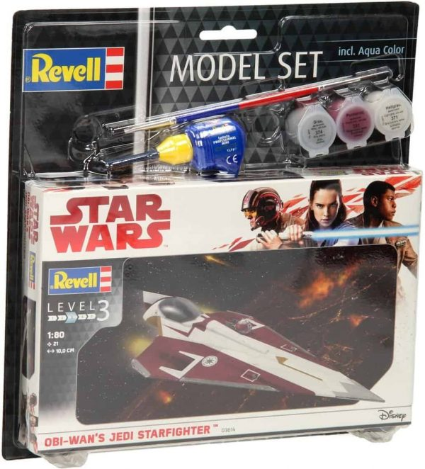 Revell Model Set - Obi Wan's Jedi Starfighter