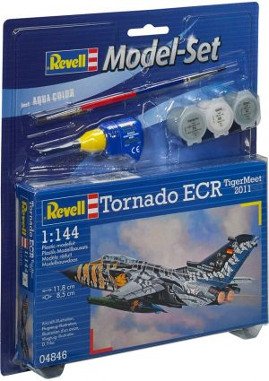 Revell Model Set - Tornado ECR Tiger