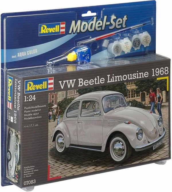 Revell Model Set - Volkswagen Kever 1968