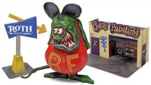 Revell Rat Fink door Ed Roth