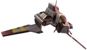 Revell Republic Attack Shuttle (Clone Wars) Montagekit Shuttle