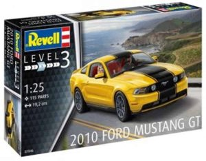 Revell Set Ford Mustang 2010