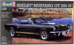 Revell Shelby Mustang Gt 350 H (07242)