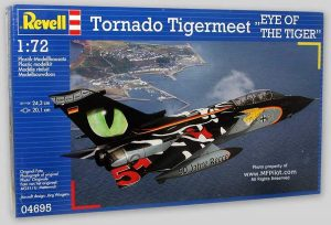 Revell Tornado Tigermeet Eye of the Tiger