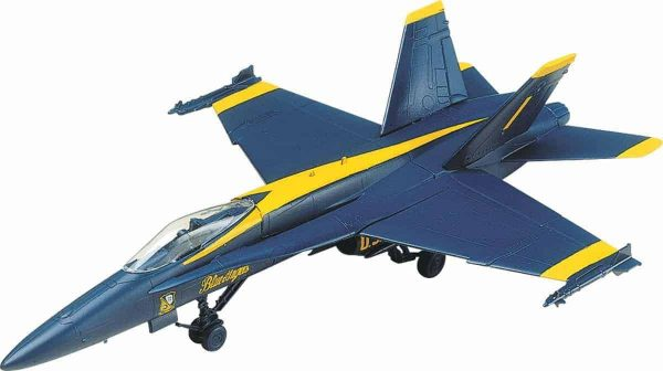 Revell Vliegtuig modelbouw F-18 Blue Angels