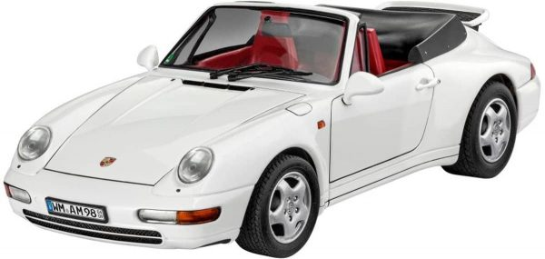 Speelgoed | Model Kits - Porsche Carrera Cabrio (07063)