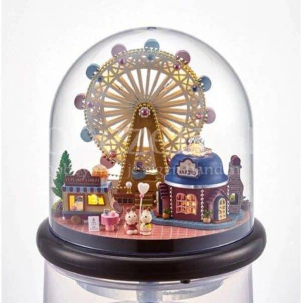 Stolp Carla - Miniatuur huisje