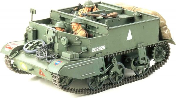 Tamiya British Universal Carrier MkII Forced Reconn
