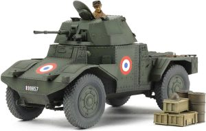 Tamiya French Armored Car AMD 35 1940