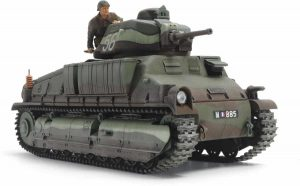Tamiya French Medium Tank SOMUA S35
