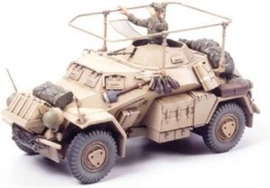 Tamiya German Armored Car SdKfz. 223