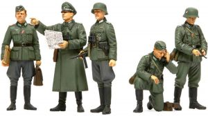 Tamiya German Field Commander Set