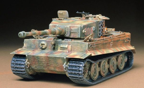 Tamiya German Heavy Tiger I Late Version