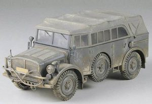 Tamiya German Horch Type 1a