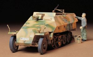 Tamiya German Sdkfz 251/9 Cannon