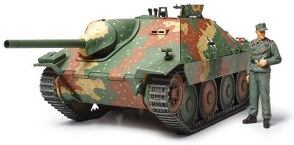 Tamiya German TD Hetzer Mid Production