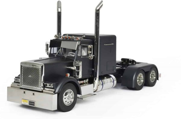 Tamiya Grand Hauler 1/14 - Matt Black Edition