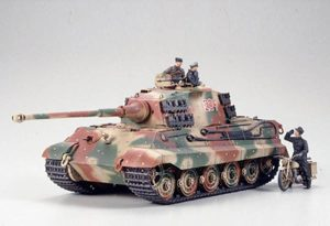 Tamiya King Tiger Ardennes Front
