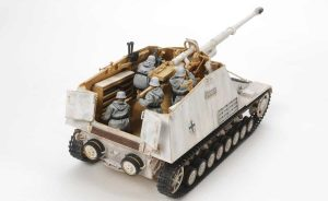 Tamiya Nashorn Heavy Tank Destroyer - German