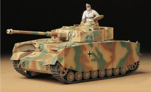 Tamiya Pz Kpfw IV Ausf H Early Version