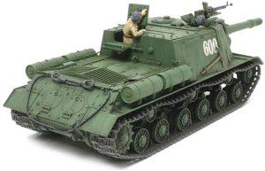 Tamiya Russian Heavy SP Gun JSU-152