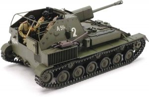 Tamiya Russian Self-Propelled Gun SU-76M