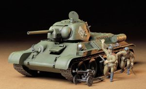 Tamiya Russian T34/76 ChTZ Version