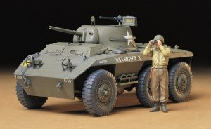 Tamiya US M8 Light Truck Greyhound