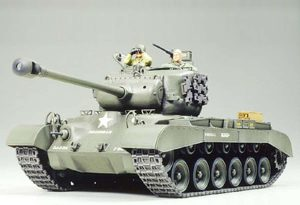 Tamiya US Medium Tank M26 Pershing