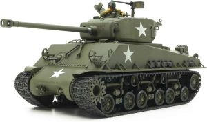 Tamiya US Medium Tank M4A 3E8 Sherman Easy Eight European Theater