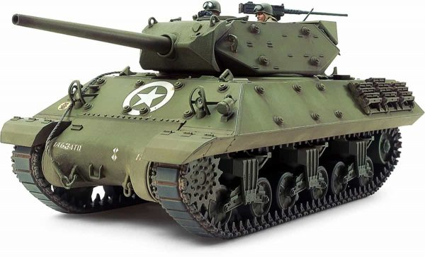 Tamiya US Tank Destroyer M10 Mid Production