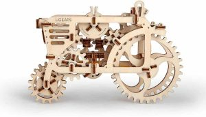 Ugears Modelbouw Hout Tractor