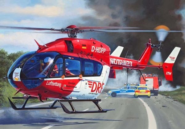 Airbus Helicopters Ec145 Drf (04897)