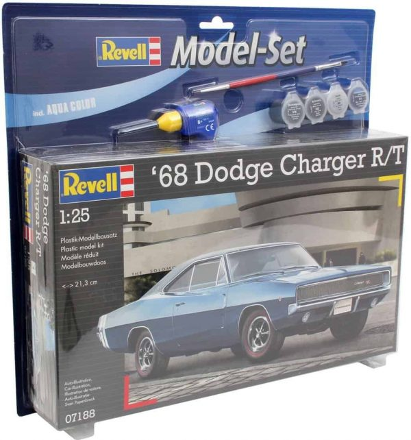 Model Set 1968 Dodge Charger