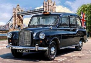 Revell London Taxi