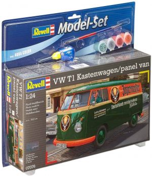 Revell Model Set VW T1 Kastenwagen