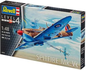 Revell Supermarine Spitfire Mk.Vc (Level 4) (Scale 1:48)