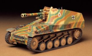 Tamiya German Self Propelled Howitzer WESPE
