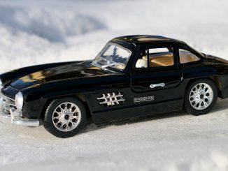 Modelbouw auto maken
